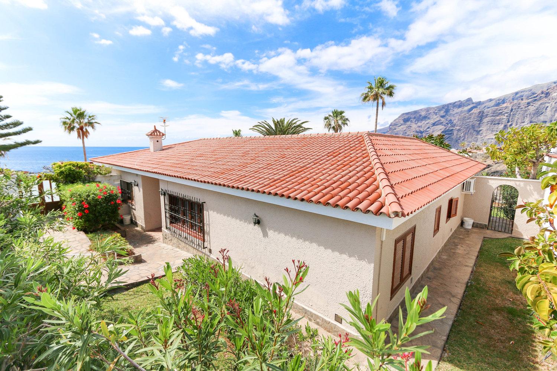 Villa For Sale In Los Gigantes Home Tenerife